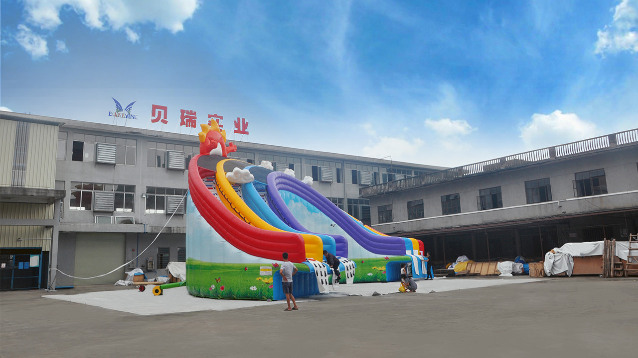 China Guangzhou Barry Industrial Co., Ltd